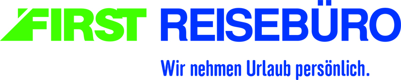 Logo FIRST Reisebüro
